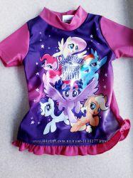 Футболка на девочку, 86-92, 12-24 мес, Little Pony the Movie , Hasbrо