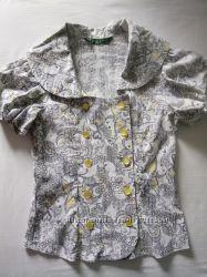 Блуза рукав фонарик