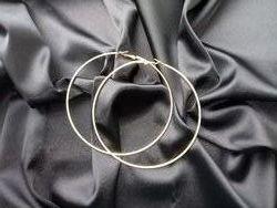 огромные серьги-кольца
