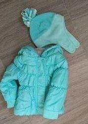 Курточка демисезонная малышам