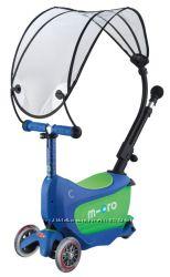 Самокат Micro Mini 2go Canopy Deluxe