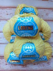 Пряжа Lorena Madame tricote