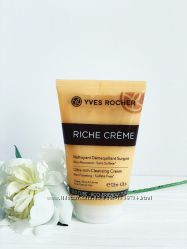 Крем для умывания для Сухой Кожи Riche Cr&egraveme Ив Роше Yves Rocher 7886