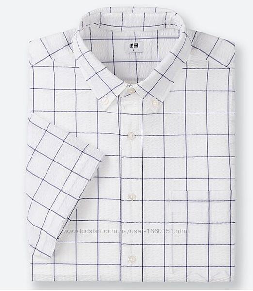 рубашка Uniqlо