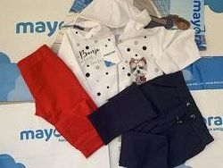 Костюм комплект костюм набор набір Штани  кофта Mayoral майорал
