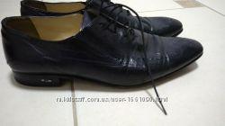Продам мужские итальянские туфли