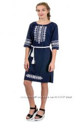 Платье вышиванка, Сукня вишиванка, р-р 42-52
