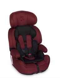 Автокресло-бустер Bertoni Iris Isofix вес 9-36 кг красное
