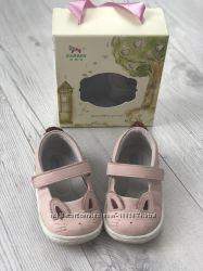 Кожаные туфельки Caroch