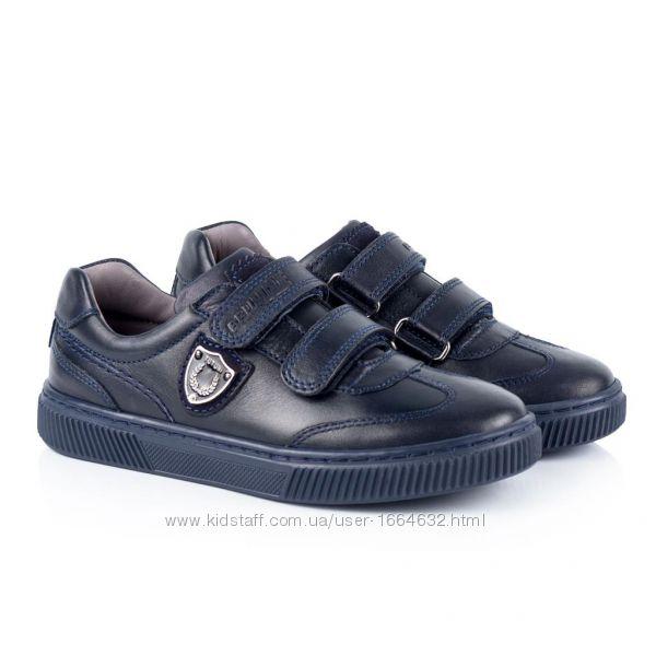 Туфли мокасины Tutubi Турция р. 36 темно-синий