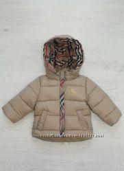 Куртка демисезонная для мальчика рр. 74-92
