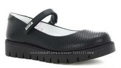 Туфли черные для девочки Bartek рр. 30-38
