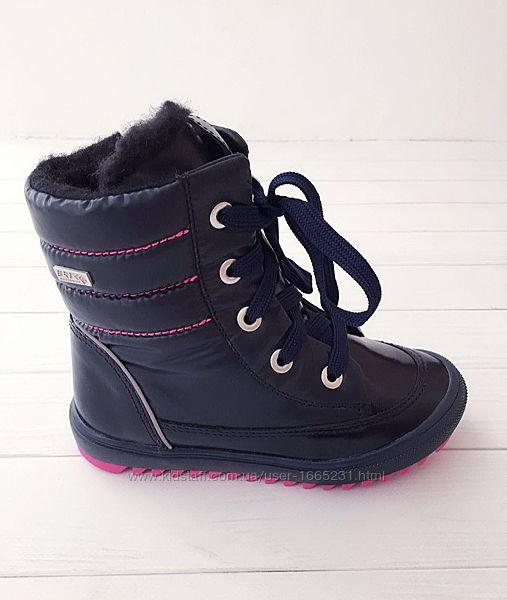 Ботинки зимние для девочки Bartek