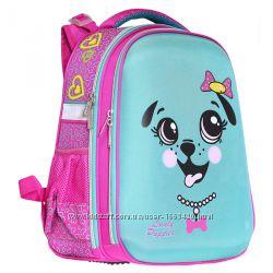 Рюкзак школьный каркасный CLASS Puppy 9902