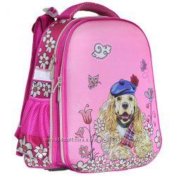 Рюкзак школьный каркасный CLASS Fancy Dog 9903