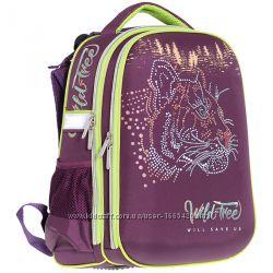 Рюкзак школьный каркасный CLASS Wild 9906