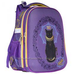Рюкзак школьный каркасный CLASS Cat 9907