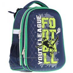 Рюкзак школьный каркасный CLASS Football 9910