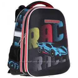 Рюкзак школьный каркасный CLASS Race 9913