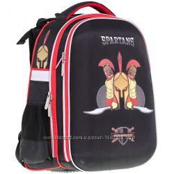Рюкзак школьный каркасный CLASS Spartan 9915