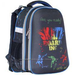 Рюкзак школьный каркасный CLASS Skate 9916