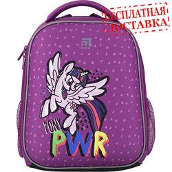 Рюкзак школьный каркасный My Little Pony KITE LP20-555S
