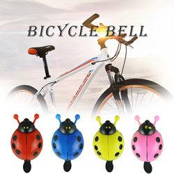 Велосипедный звонок Божья коровка, ребенок будет в восторге