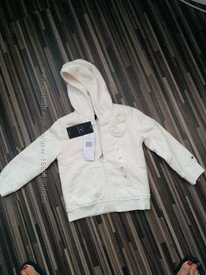 Tommy Hilfiger Hoodie Оригинал  Красивая толстовка-курточка
