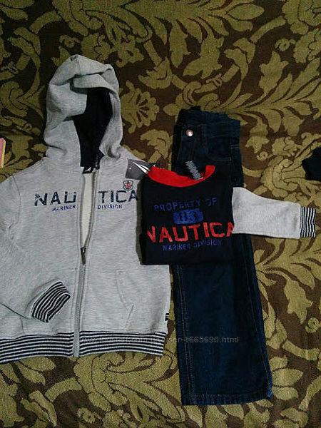 Детский  костюм для мальчика 3в1 на 5 летNautica Наутика