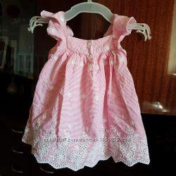 Платье сарафан Next 9м