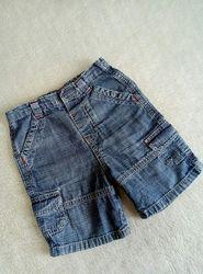 Шорты джинсовые Next 1-4 года