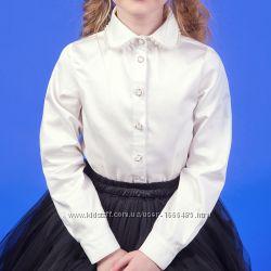 Блуза для девочки  zironka рост 116, 122, 128, 134,  146, 152
