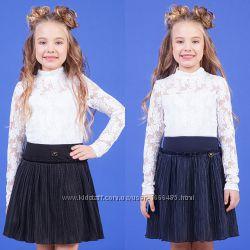 Юбка для девочки  zironka  рост 116, 122, 128, 134, 140, 146, 152, 158, 164