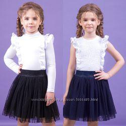 Юбка для девочки zironka  рост 116, 128, 134, 140, 146, 152, 158, 164