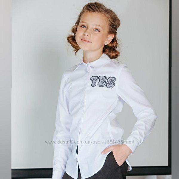 Блуза для девочки Lukas 122