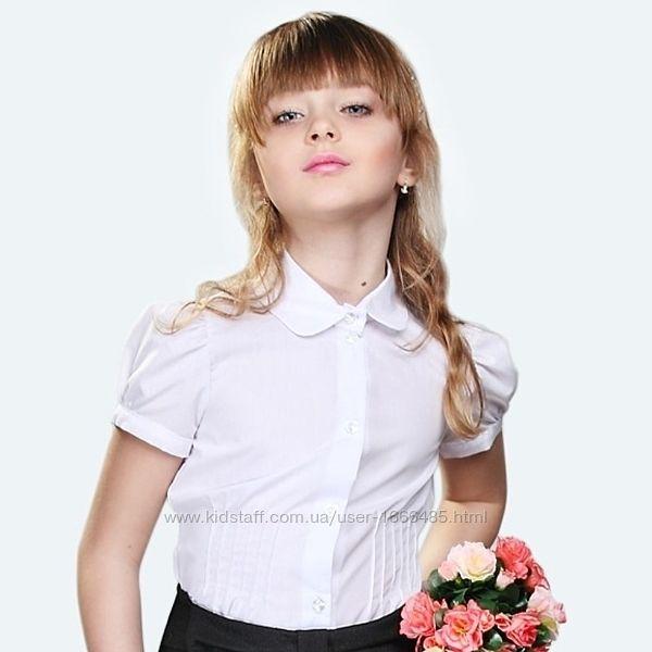 Блуза для девочки Lukas 128