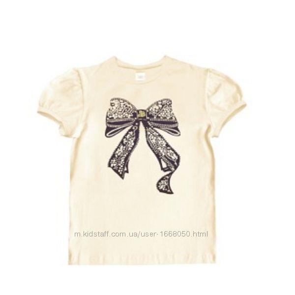 Новая блузка Smil бантик р. 134