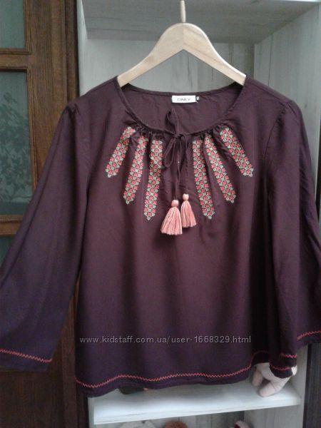 Вишиванка, блузка only 40 р.