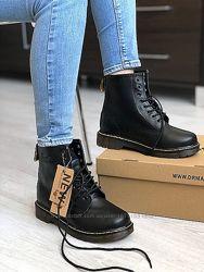 Мужские ботинки Dr Martens на меху
