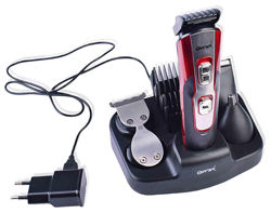 Машинка для стрижки GM-592 триммер 10 в 1 для стрижки волос, бороды