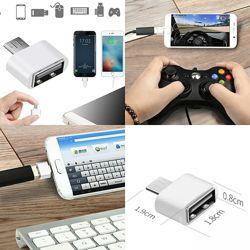 Портативный шнур USB OTG, Конвертер Micro USB