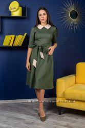 Очень красивое нп бесплатно стильное платье 3 цвета
