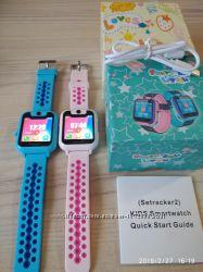 Smart baby watch S6, умные часы детские S6, русский язык меню. Q529, Q60, Q