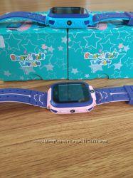Smart baby watch S9, умные часы детские S9, с камерой, фонариком руский язы