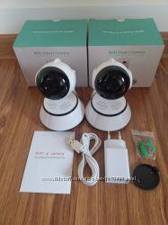 Видео няня, IP камера видеонаблюдения с поддержкой Wi-FІ