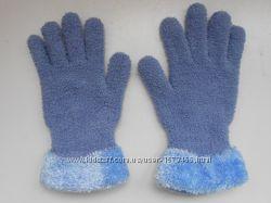 Махровые перчатки