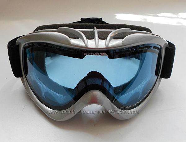 Лыжная маска Trespass antifog double lens UV защита