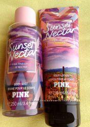 Мист и лосьон Sunset Nectar Fragrant набор