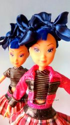 Кукла куколка лялька Муза  рок-звезда Винкс WinX c брошью-ноткой