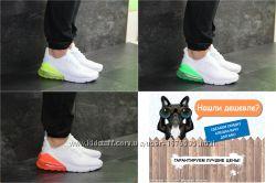 Легкие мужские кроссовки Найк Nike Air Max 270, р. 41-45, SF7807-9